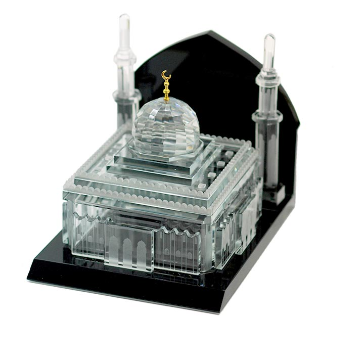 Crystal 3D Mosque model