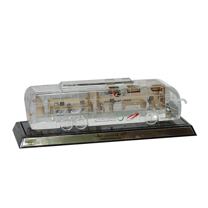 Crystal Bus Model