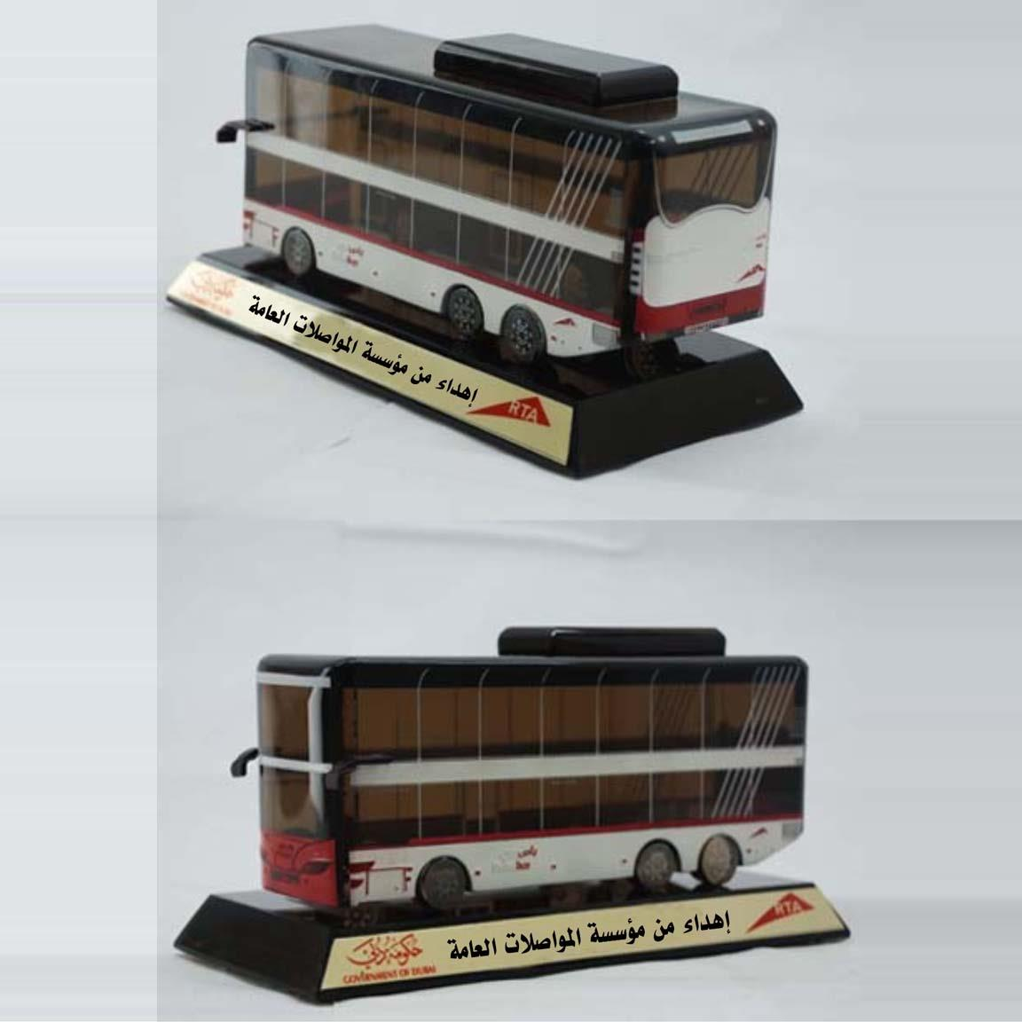 model of crystal bus